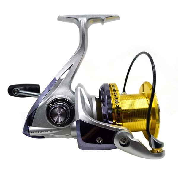 Chentilly fishing reel 8000 kcn gold