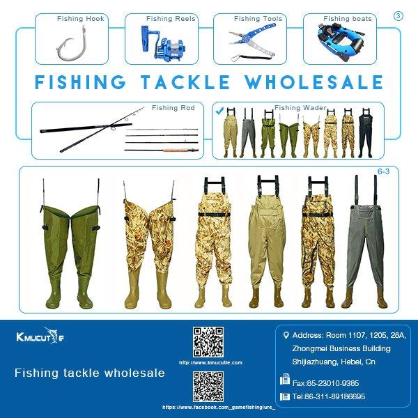 kmucutie fishing wader wholesale