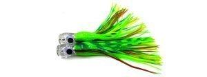 Big game fishing lure 9inch 11″ acrylic head octopus trolling lure saltwater fishing tackle tuna marlin lure-CHOCT1