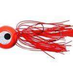 round head shape with ribbon trolling  lead jig bait-CHLP75