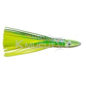 Nylon and PVC skirts Marlin Lure
