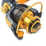 Fishing spinning YZ reels