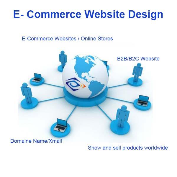 Custom B2B B2C Ecommerce Website Design And Development Service