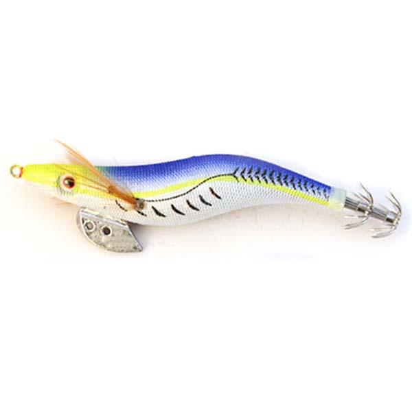 Squid jigs wholesale supplied by kmucutie fishing tackle for Wholesale fishing tackle outlet