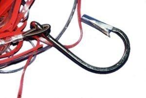 Mamba Squid Chain trolling lure