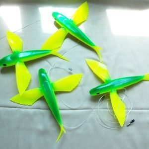 Kmucutie Fly fish chain