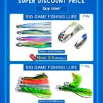 Big game trolling lures wholesale in discount price