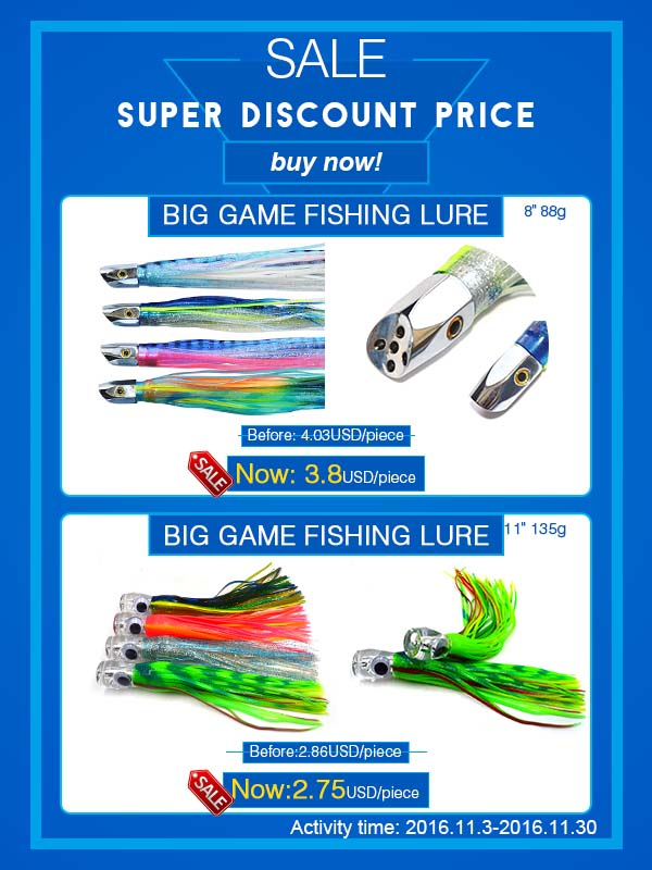 Discount fishing tackle products page 2 of 2 kmucutie for Wholesale fishing equipment