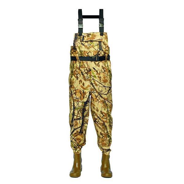 Read more about the article Light weight PVC boots waders 100% water proof fly coarse fishing muck wader