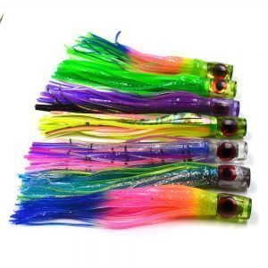 Resin head trolling lures CHOCT18