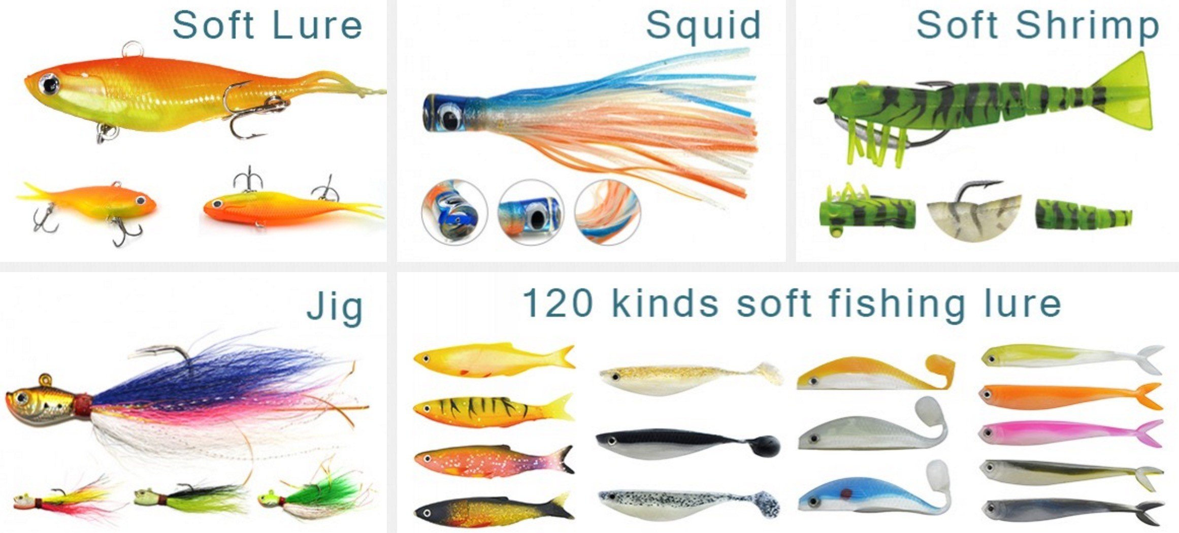 wholesale fishing tackle products kmucutie