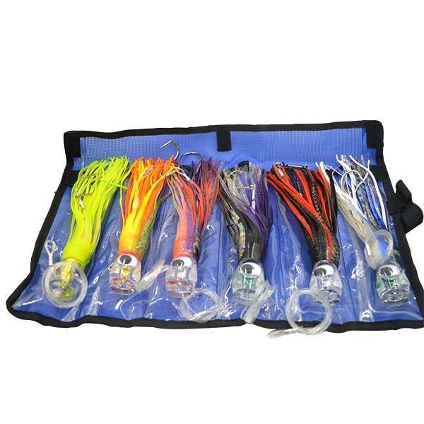 trolling lure set