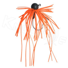 1.8g Tungsten resin head jig bass lure
