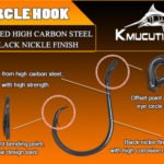 Circle Hook 5pcs Value Pack-High carbon steel tuna hook