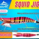 UV coating squid jig