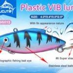 Plastic VIB Fishing Lure VIBE lure Wholesale 31g/20g/16g/10g