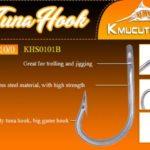 KHS0101B stainless steel tuna hook wholesale