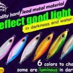 There are great many reasons that deserve to owned these lead metal lure