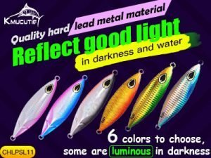 Read more about the article There are great many reasons that deserve to owned these lead metal lure