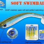 BASF Material Soft Swimbait