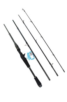 4 section fishing rods