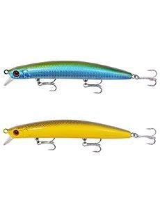 2 pcs Big Pencil Hard lure 150mm-28g Artificial Fishing Tackle big Minnow Fishing Hard Plastic fishing bait
