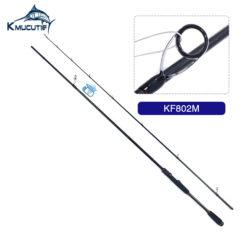 kmucutie fishing rods