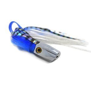 Copper head trolling lure 21cm 88g PVC skirts CHOCT4