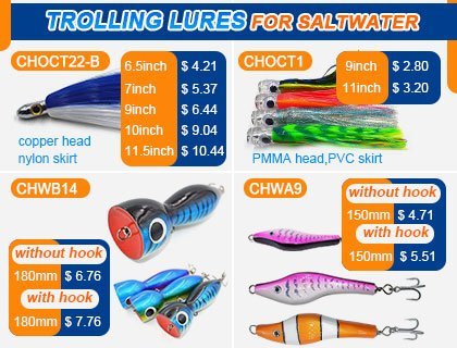 Read more about the article kmucutie wooden lures sell on amazon