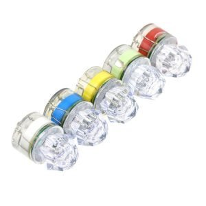 New Diamond LED Fishing Lights five color Duration for more than 350 hours