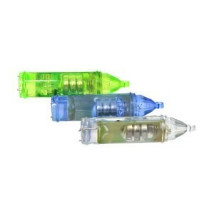 LED small underwater fishing light, set of fish lights, 5colors, lasting 100 hours