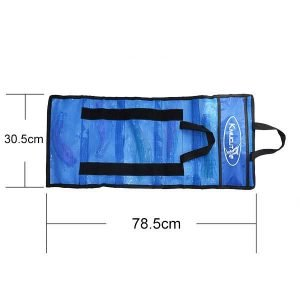 Fishing Tools accessory 5-grid open mesh bag can embroider LOGO for fishing lures