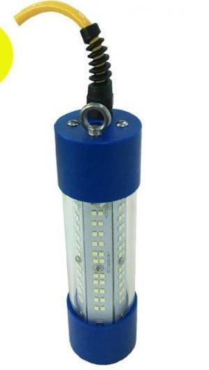 12V100W fish light LED underwater fishing light highlight fishing lights night fishing lights