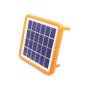 Outdoor sports polycrystalline solar panel mobile portable power supply