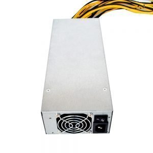Single 2U power supply 2400W Mining machine power supply initiative PFC power supply