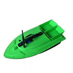 Color and LOGO can be customized remote control smart double cabin nest boat