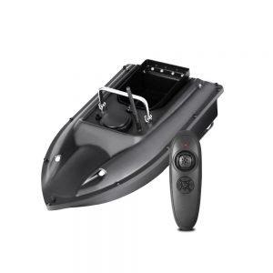 Kmucutie 500M Wireless Remote Control Ship Speedboat Fish Finder Fishing Bait Boat