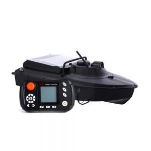 Portable Fishing Bait Boat 2.0kg Loading 500M Remote Control RC Fish Finder Bait Boat