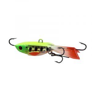 CHIL179 Ice Fishing Lures with 3 Sharp Hooks Winter Lifelike Fishing Baits