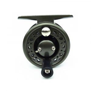 PKYL14  plastic mini Fly fishing reel