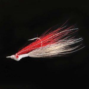 CFF129 Bucktail Teasers Fishing Hook