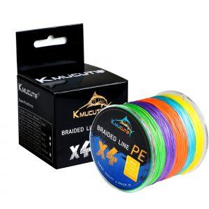 4 Braided Fishing Line PKYX09-4